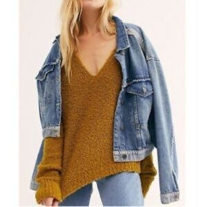 Free People Finders Keepers Sweater Athen Moss